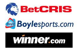 BetCRIS, Boylesports and Winner has been added to RebelBetting