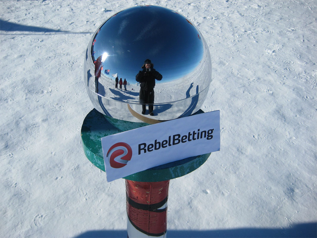 RebelBetting on the South Pole